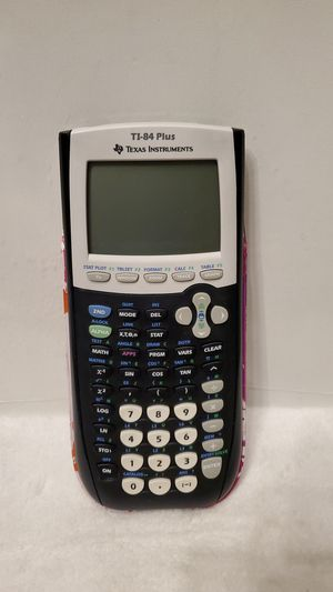 TI-84 Plus Graphing Calculator. Like New 👍 for Sale in Puyallup, WA
