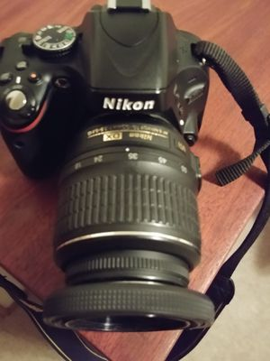 Nikon D1500 digital camera for Sale in Snohomish, WA