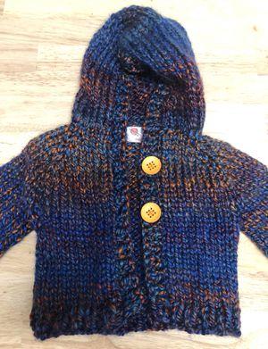 Handmade Baby Sweater for Sale in Wesley Chapel, FL