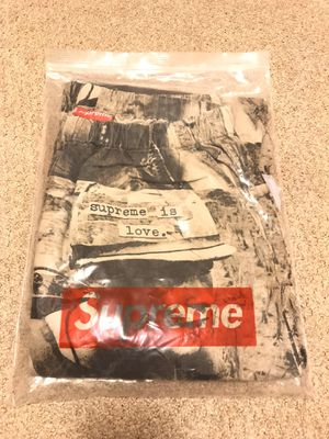 Supreme Is Love Skate Pant (Stone) Size Large for Sale in Irvine, CA