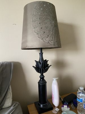Night table lamps for Sale in Lake Worth, FL