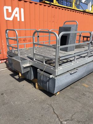 Rettey classic cruiser Pontoon boat 12' x 8' for Sale in Long Beach, CA