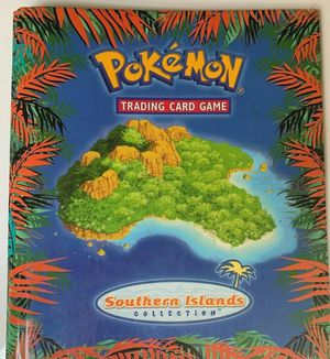 Pokemon Southern Islands Binder Rare for Sale in Columbus, OH