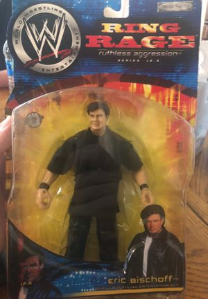 Limited edition Eric Bischoff action figure for Sale in Katy, TX