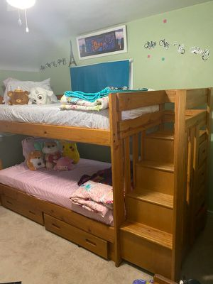 Kids bunk beds for Sale in Penn Hills, PA