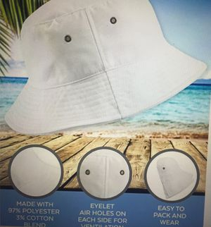 Sun Hat for men/women UPF 50 UV protection fishing safari beach boating/ bucket hat for Sale in San Francisco, CA