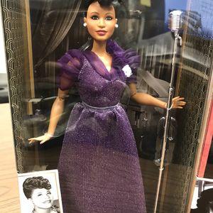 ELLA FITZGERALD Barbie Doll Inspiring Women Collection 2019 NEW for Sale in Altadena, CA