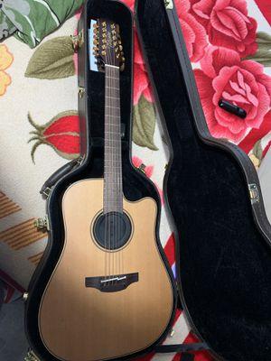 Takamine guitar 12 string for Sale in Phoenix, AZ