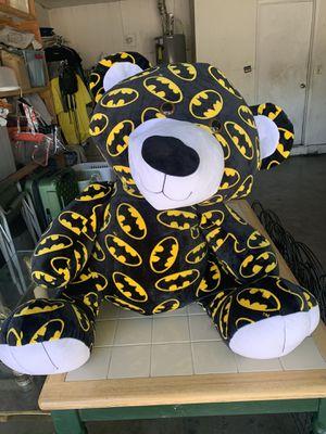Batman teddy bear for Sale in Las Vegas, NV