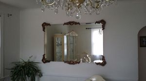 Antique Wall Mirror for Sale in Baltimore, MD