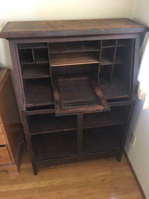 Antique Wooden Desk for Sale in Castro Valley, CA