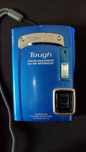 Olympus TG-310 Tough Waterproof Digital Camera for Sale in Miami, FL