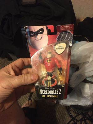 Mr. incredible figurine for Sale in Schuylkill Haven, PA