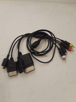 Multi Platform AV Cable PS2, PS3, XBOX, Nintendo for Sale in Houston, TX