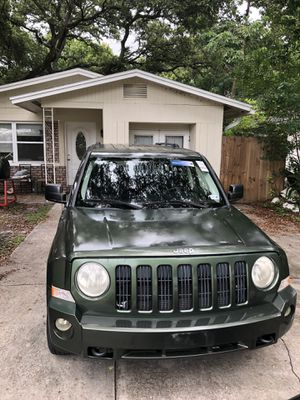 2009 Jeep Patriot /18k Miles for Sale in Kenneth City, FL