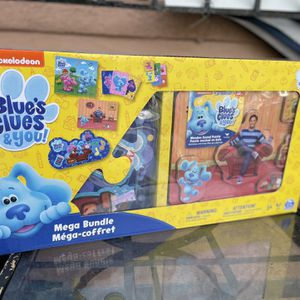 Blues Clues games / Kids Games/ Toys for Sale in Miami, FL