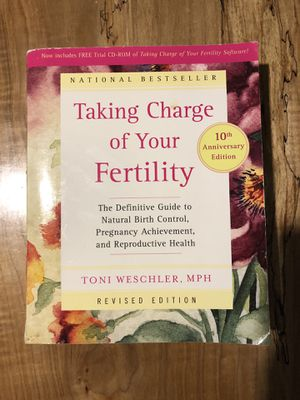 Taking Charge of Your Fertility with DVD for Sale in Federal Way, WA