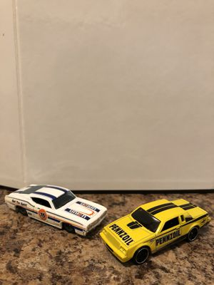 Hot wheels buick grand national ford torino talladega for Sale in Rialto, CA