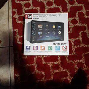 Car Multimedia Receiver W/bluetooth for Sale in Phoenix, AZ