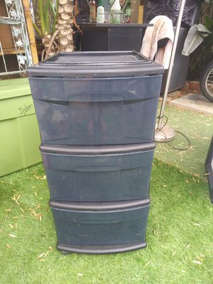 3 DRAWER CART for Sale in Corona, CA