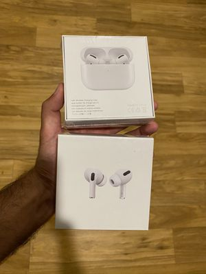 Wireless Earbuds | 2 Boxes for $100!!! Looks exactly like the Apple AirPods Pro for Sale in San Antonio, TX