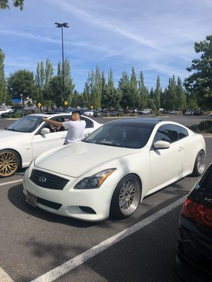 Infiniti G37 sport coupe for Sale in Seattle, WA