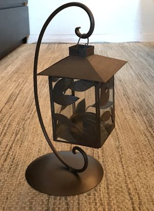 Metal Candle Holder for Sale in Los Angeles, CA