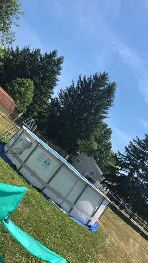 14x42 pool for Sale in Brunswick, OH