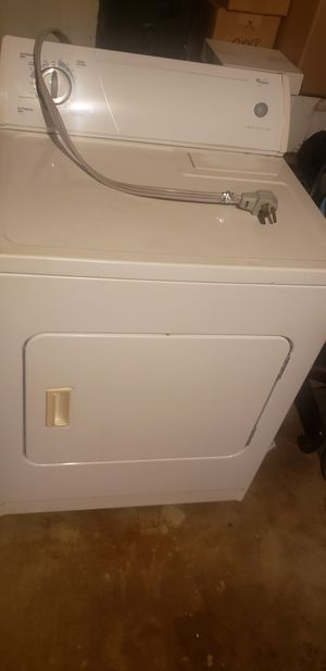 Whirlpool Dryer for Sale in Oklahoma City, OK
