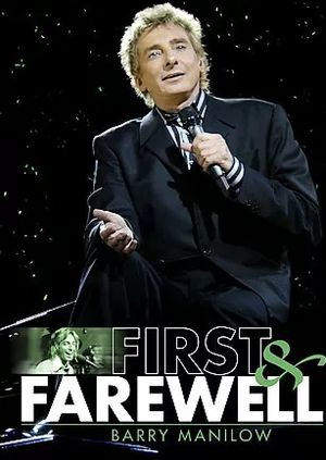 Barry Manilow - First Farewell (DVD, 2006, 2-Disc Set) Music DVD for Sale in Denver, CO