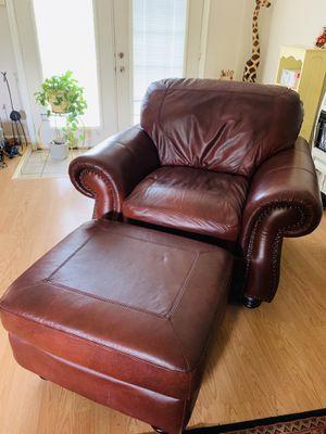 Sofa, Chair & Ottoman for Sale in Blairs, VA