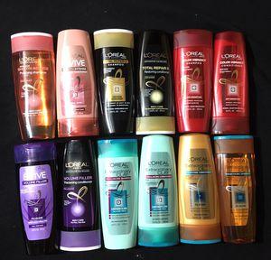 New L'Oréal, whole blends, Nivea, gliss for Sale in Salem, SD