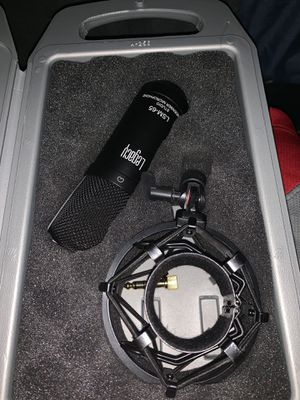Legacy LSM-65 Studio Condenser Mic for Sale in Indianapolis, IN