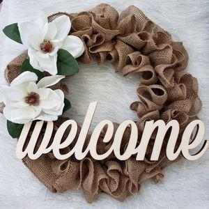 Welcome magnolias wreath for Sale in Orlando, FL