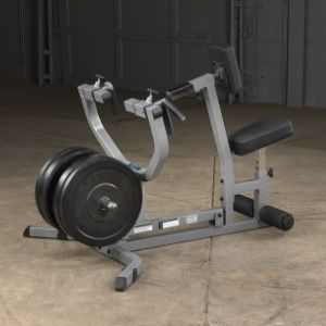Back row machine by body solid for Sale in Saint Charles, MO