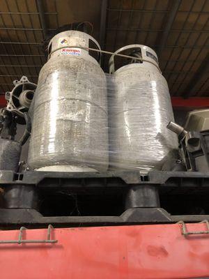 Forklift propane tanks for Sale in Stockton, CA