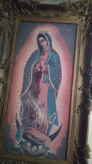Virgen Maria de Guadalupe for Sale in Los Angeles, CA