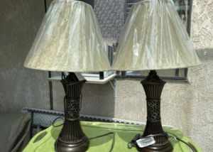 2 lamps for Sale in South Gate, CA