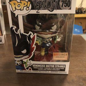 Venomized GITD Dr. Strange #750 Funko Pop for Sale in Apopka, FL