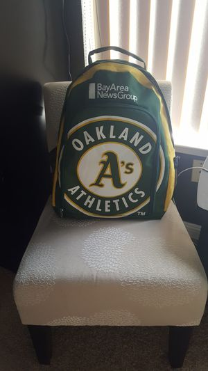 Oakland A's athletic backpack for Sale in Modesto, CA