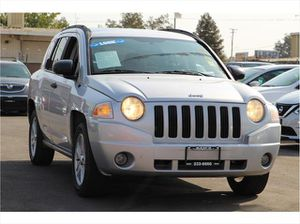 2007 Jeep Compass for Sale in Fresno, CA