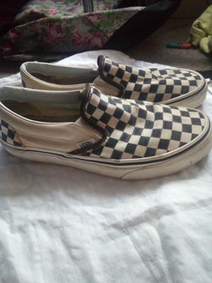 CHECKERD VANS for Sale in Murfreesboro, TN