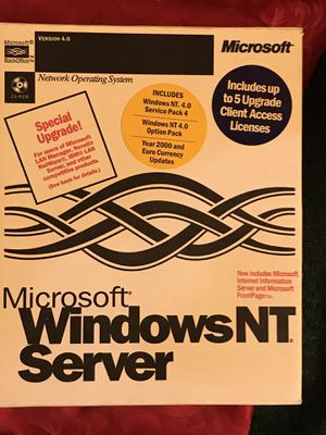 Windows NT Server for Sale in St. Louis, MO