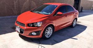 Chevy sonic 2012 for Sale in Glendale, AZ