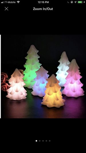 Eldnacele Christmas Tree Candles for Sale in Yonkers, NY