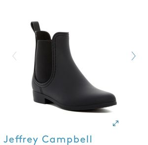 Jeffrey Campbell Chelsea rain boot for Sale in Fresno, CA