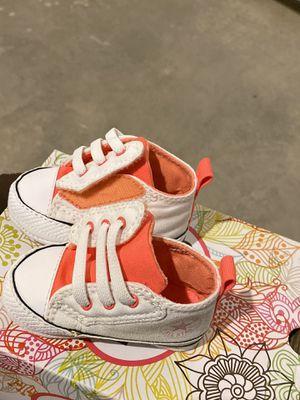 Baby size 1 converse brand new for Sale in Aurora, IL