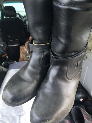 motorcycle boots for Sale in Lake Stevens, WA