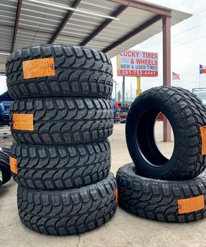 33125020______ 35125020_____ mud tires special for Sale in Houston, TX