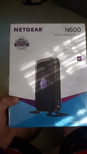 Netgear wifi dual band router for Sale in Tampa, FL